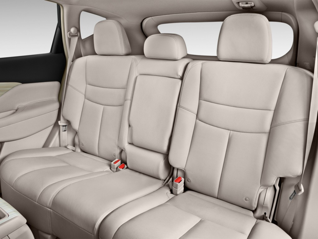 Image 2017 Nissan Murano Fwd Platinum Rear Seats Size 1024 X 768 Type Gif Posted On