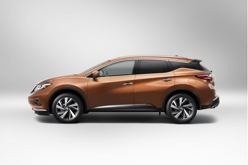 2017 Nissan Murano gets a mid-year update, adds Apple CarPlay