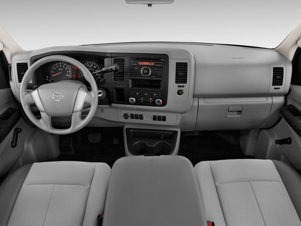 Image 2017 Nissan Nv Cargo Nv2500 Hd High Roof S V8 Dashboard Size 1024 X 768 Type Gif