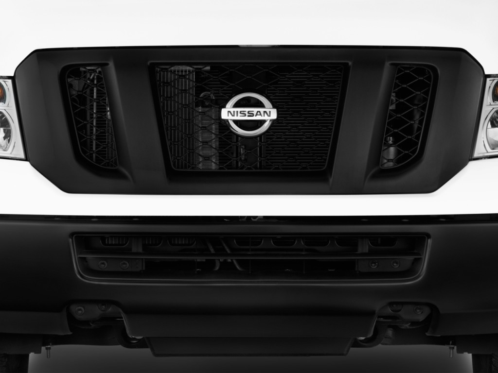 Image 2017 Nissan Nv Cargo Nv2500 Hd High Roof S V8 Grille Size 1024 X 768 Type Gif Posted