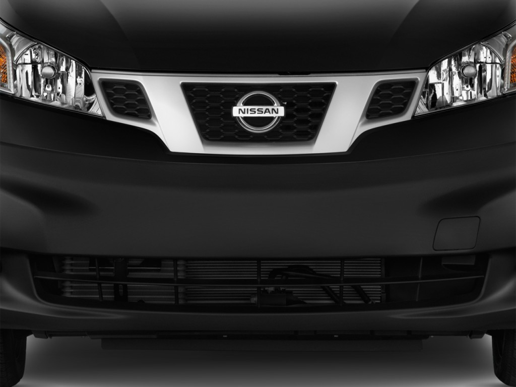 2014 Nissan Sentra Fe S >> Image: 2017 Nissan NV200 Compact Cargo S 2.0L CVT Grille, size: 1024 x 768, type: gif, posted on ...