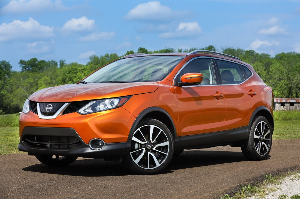 Nissan Rogue investigated over sudden braking