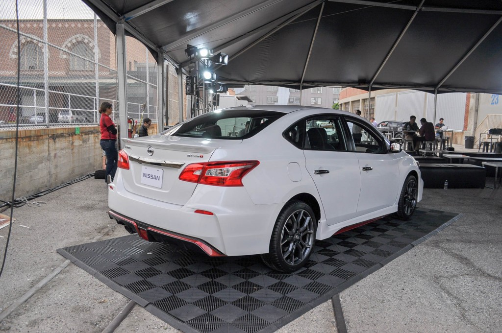 Image 2017 Nissan Sentra Nismo Size 1024 X 680 Type