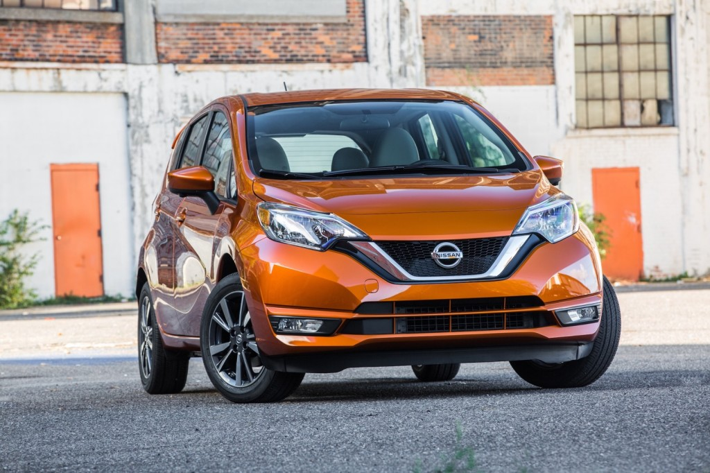 2017 Nissan Versa Note shows off new face, Doctor Doom references inevitable