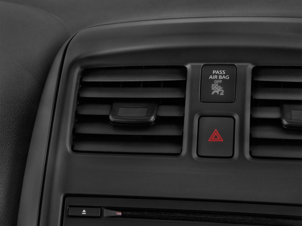 Image 2017 Nissan Versa Sedan Sv Cvt Air Vents Size