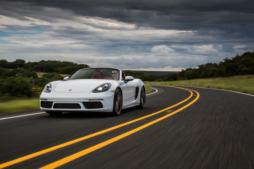 2017 Porsche 718 Boxster and Cayman first drive review: don't play it by ear