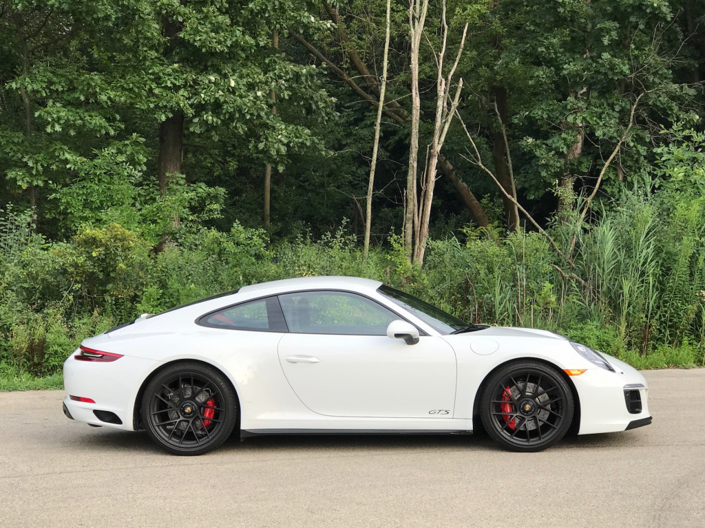 2017 Porsche 911 Carrera 4 Gts Living With A Street And Track Star