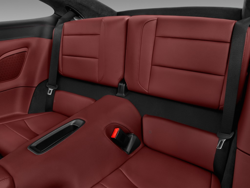 Image: 2017 Porsche 911 Carrera S Coupe Rear Seats, size ...