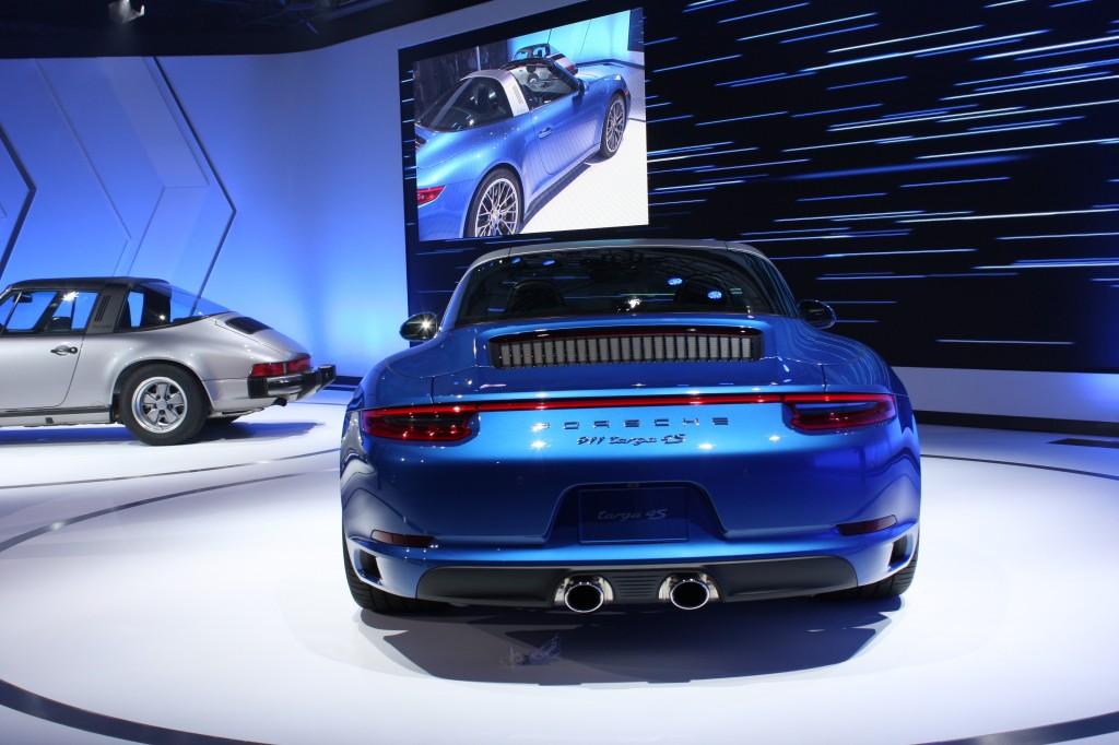 Image: 2017 Porsche 911 Targa 4S, 2015 Los Angeles Auto Show, size on porsche 911 turbo targa, porsche 911 s targa, porsche 991 carrera 4s targa, porsche 911 targa 4s review, porsche 911 targa 4s symbol,