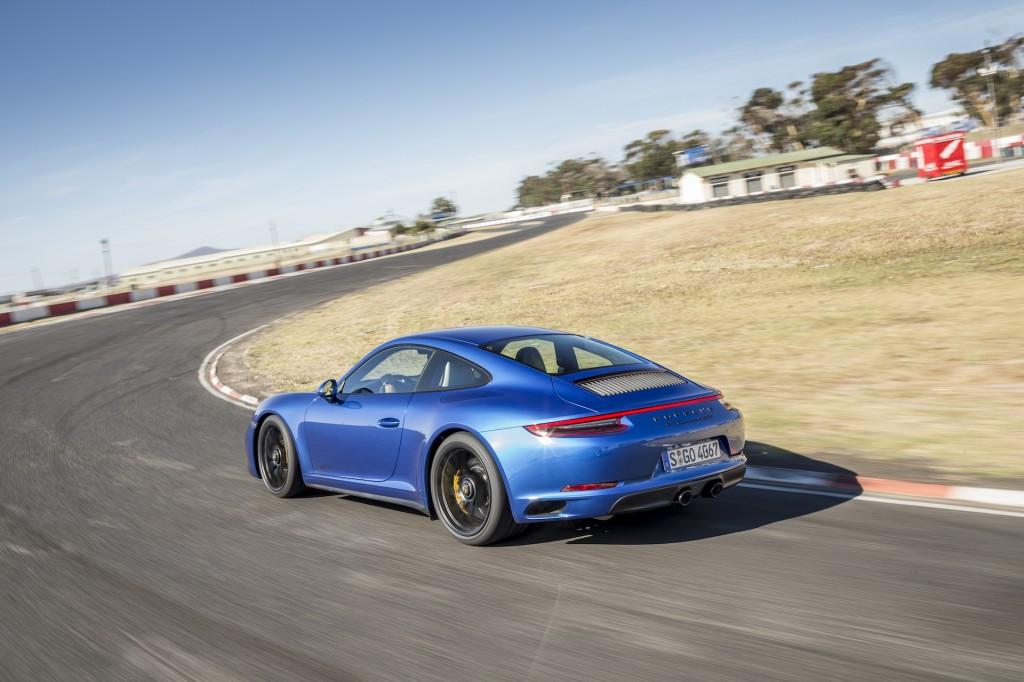 Image: 2017 Porsche 911 Carrera GTS, size: 1024 x 682 ...