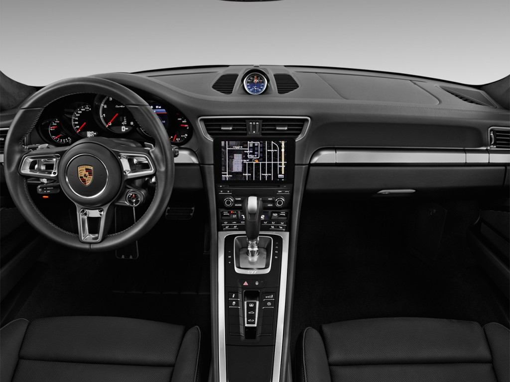 Image 2017 Porsche 911 Turbo Coupe Dashboard Size 1024 X 768 Type Gif Posted On November
