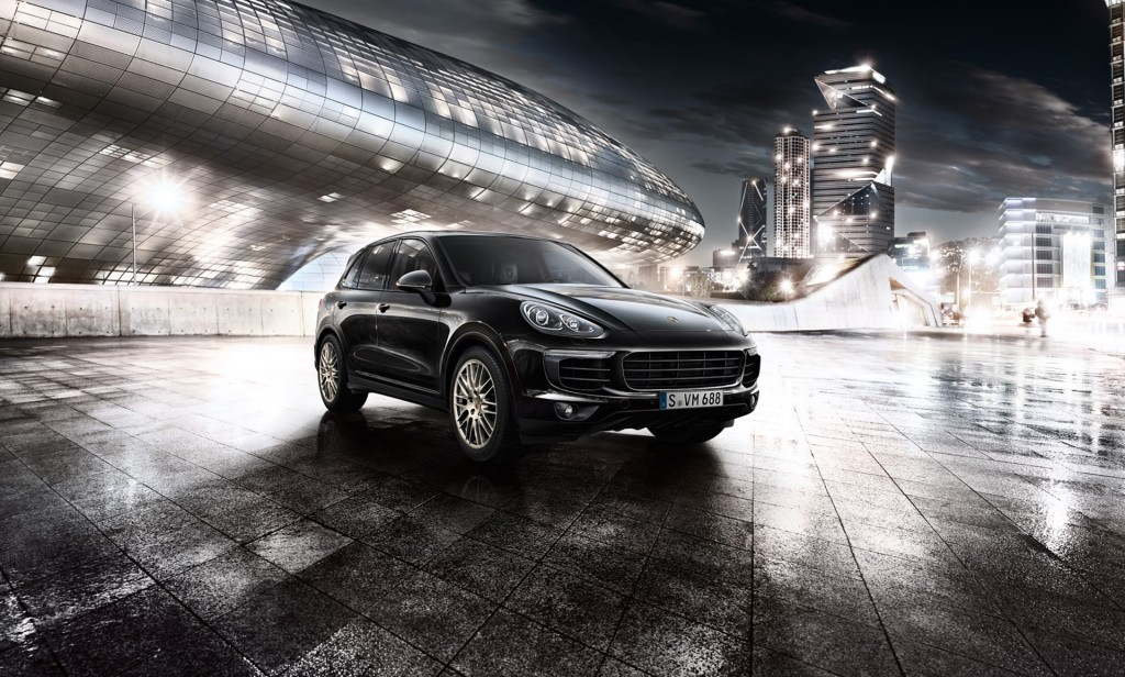 2017 Porsche Cayenne Review Ratings Specs Prices And Photos The Car Connection
