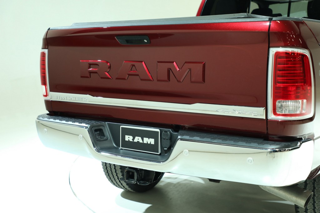 2017 Ram 1500 Rebel in Delmonico Red
