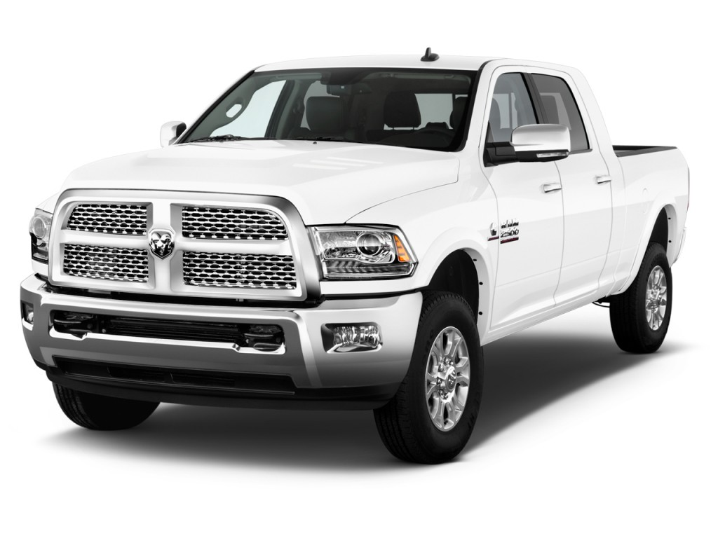 2017 Ram 2500 Review Ratings Specs Prices And Photos The Car Connection