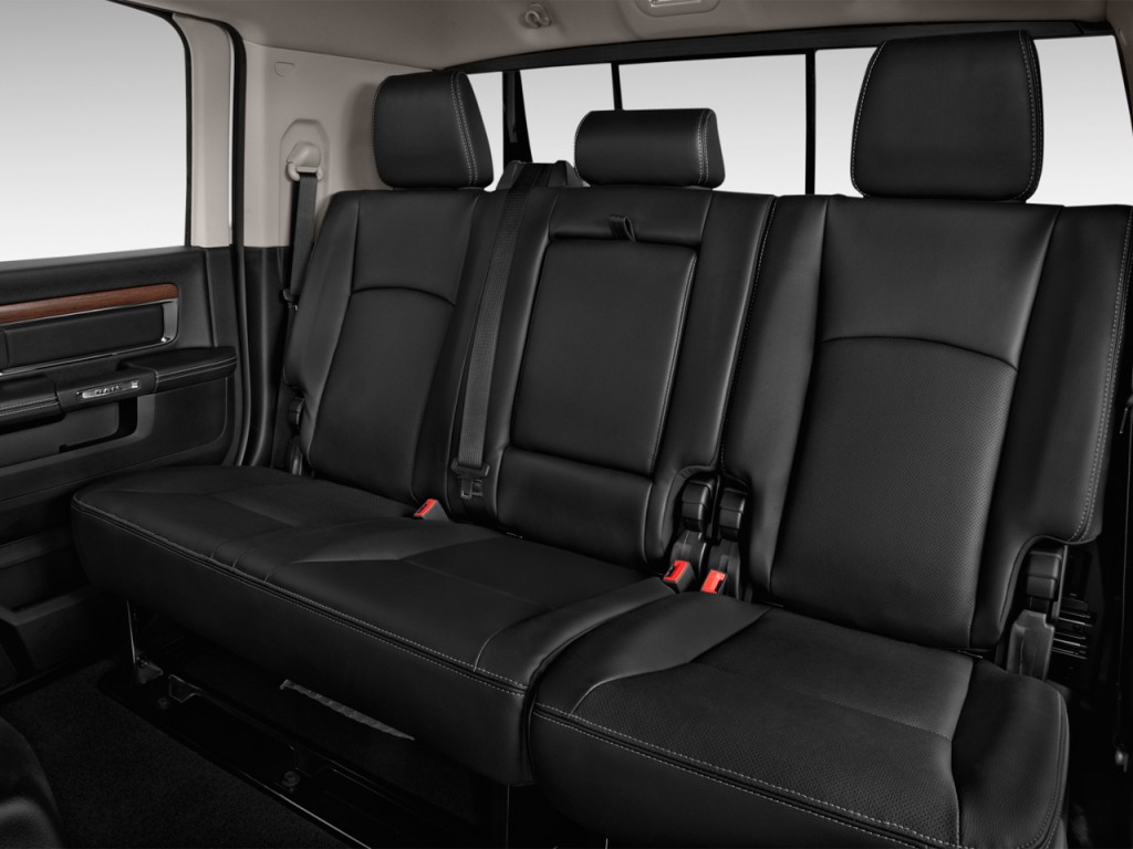 Image 2017 Ram 2500 Laramie 4x2 Mega Cab 6 4 Quot Box Rear