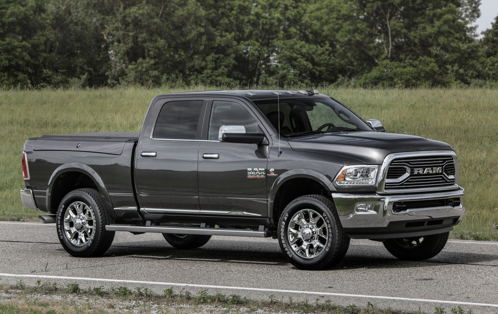 2017 Dodge Ram >> What S New For 2017 Ram