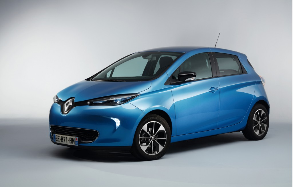 Image: 2017 Renault Zoe, size: 1024 x 654, type: gif, posted on: September 29, 2016, 12:37 am ...
