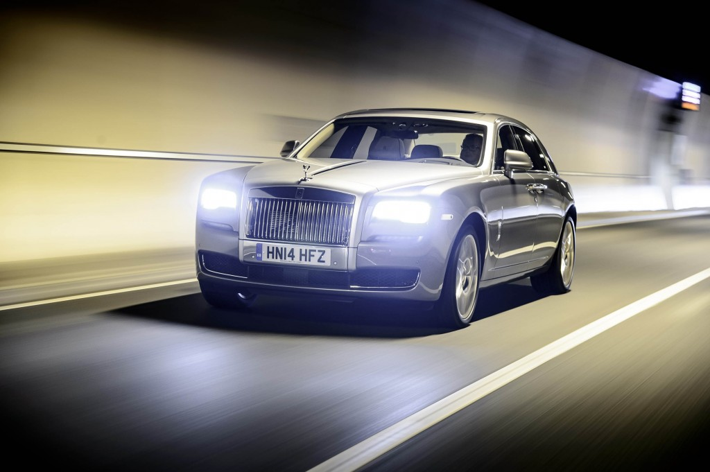 Image: 2017 Rolls-Royce Ghost, size: 1024 x 681, type: gif, posted on: November 16, 2016, 11:04 ...