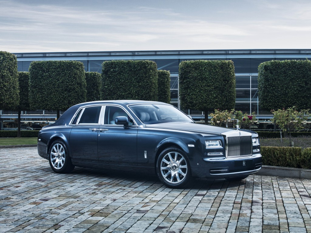 2017 Rolls-Royce Phantom