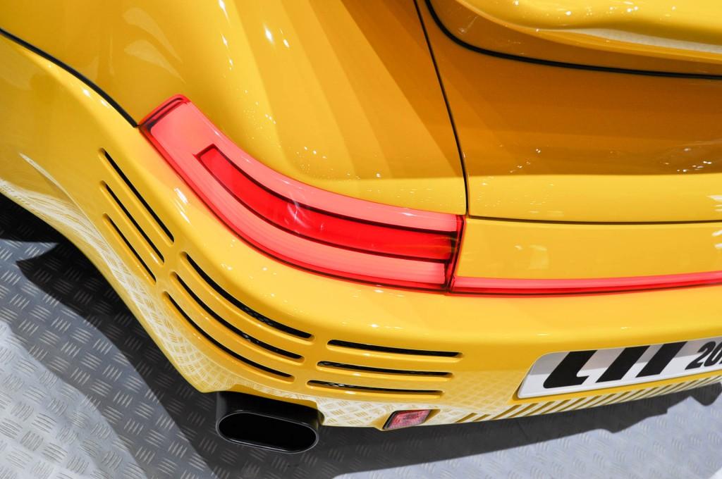 2017 Ruf CTR, Geneva Motor Show