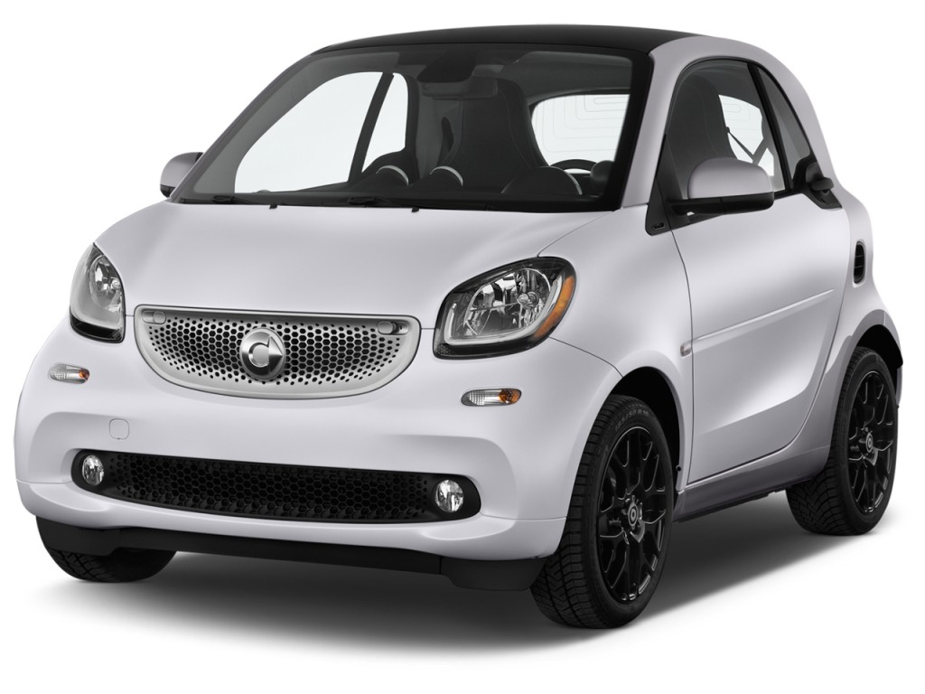 2017 Smart Fortwo Review Ratings Specs Prices And Photos The Car Connection