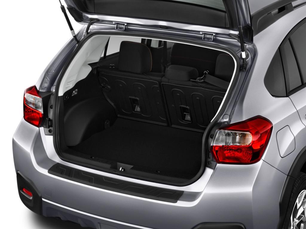 Image: 2017 Subaru Crosstrek 2.0i Premium CVT Trunk, size ...
