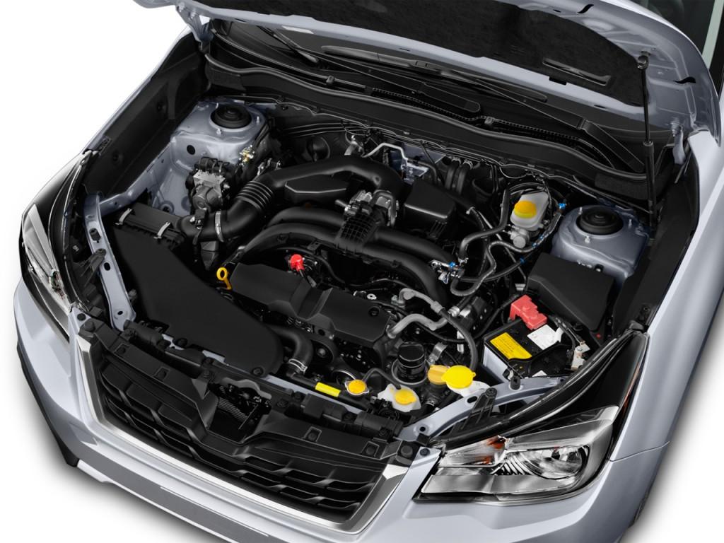 Image: 2017 Subaru Forester 2.5i Limited CVT Engine, size: 1024 x 768, type: gif, posted on ...