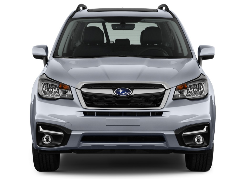 2017 Subaru Forester Limited Price >> Image: 2017 Subaru Forester 2.5i Limited CVT Front ...