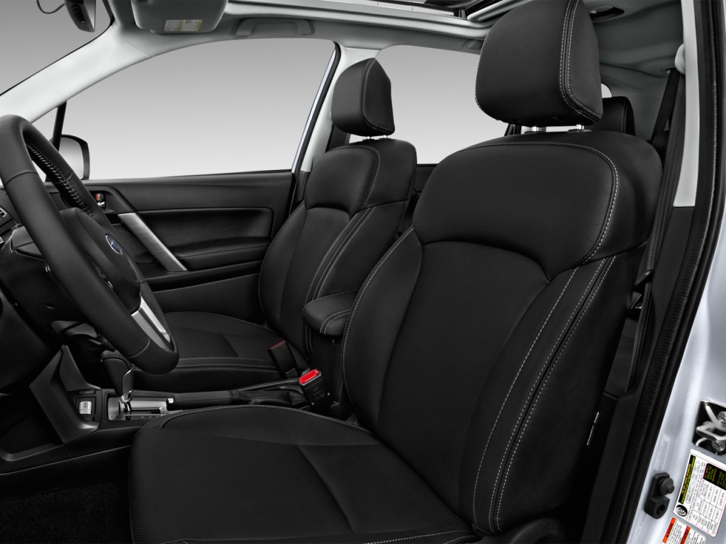 image 2017 subaru forester limited cvt front seats size 1024 x 768 type gif posted on. Black Bedroom Furniture Sets. Home Design Ideas
