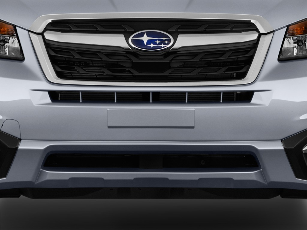 Image 2017 Subaru Forester 2 5i Limited Cvt Grille Size