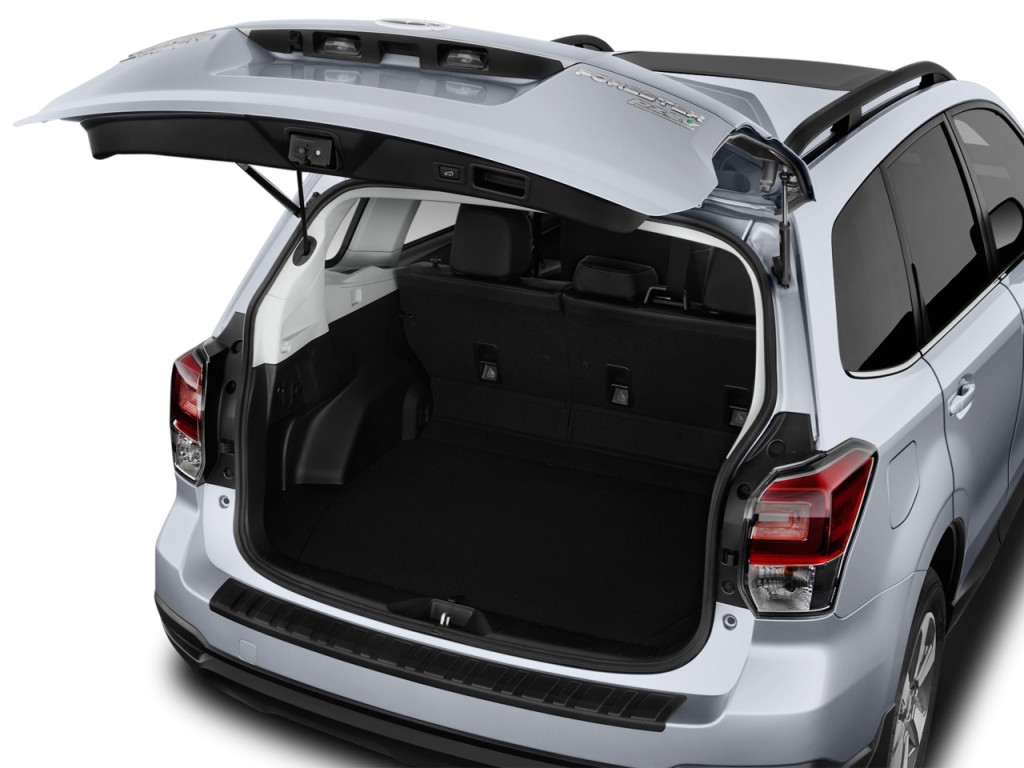 2017 Subaru Forester Limited Price >> Image: 2017 Subaru Forester 2.5i Limited CVT Trunk, size: 1024 x 768, type: gif, posted on ...