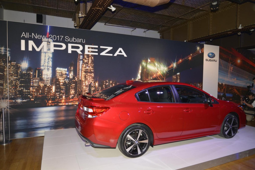 image 2017 subaru impreza 2016 new york auto show size 1024 x 683 type gif posted on. Black Bedroom Furniture Sets. Home Design Ideas
