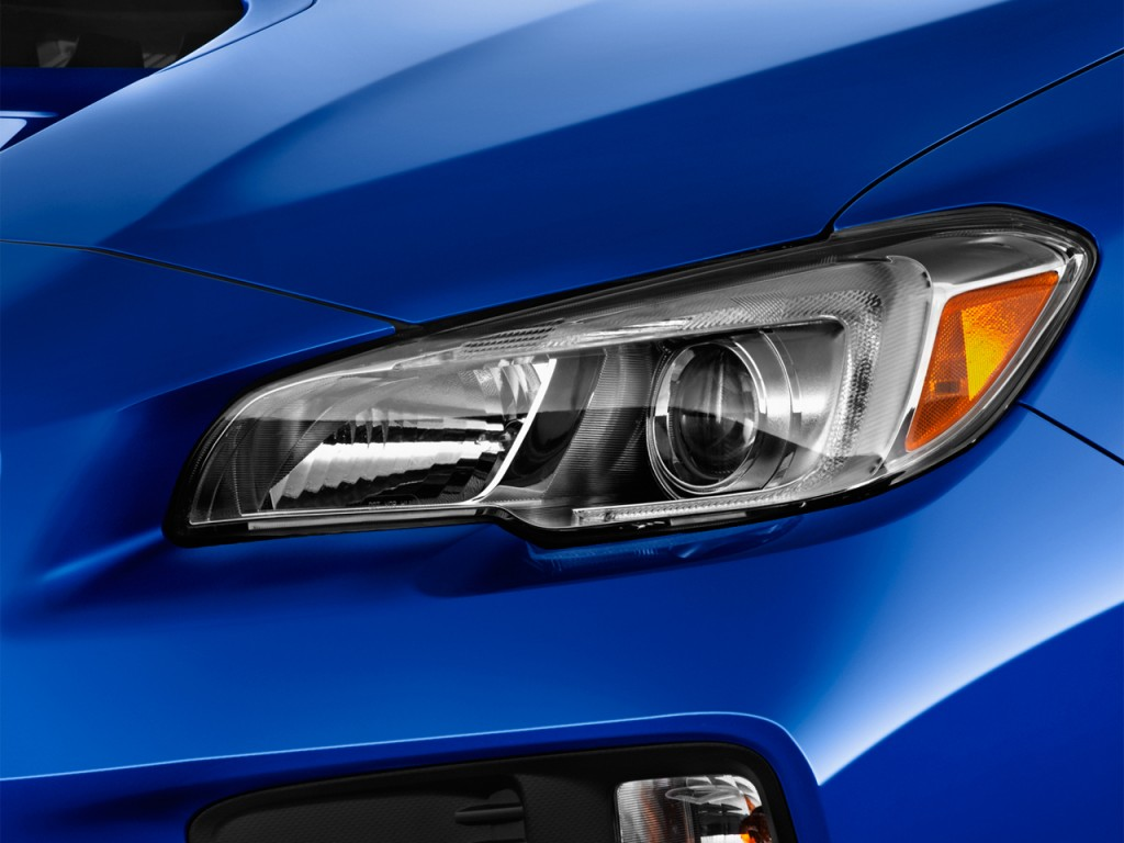 Used Subaru Wrx For Sale >> Image: 2017 Subaru WRX Manual Headlight, size: 1024 x 768 ...