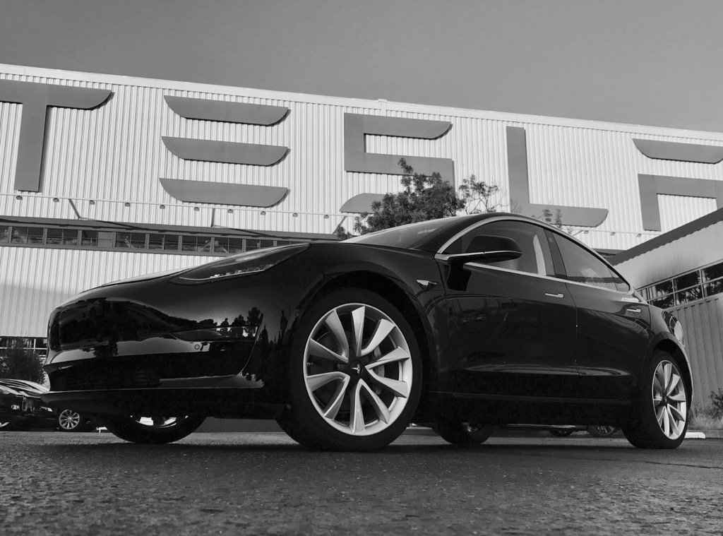 Tesla Model 3: do design features point to self-driving car-sharing ...
