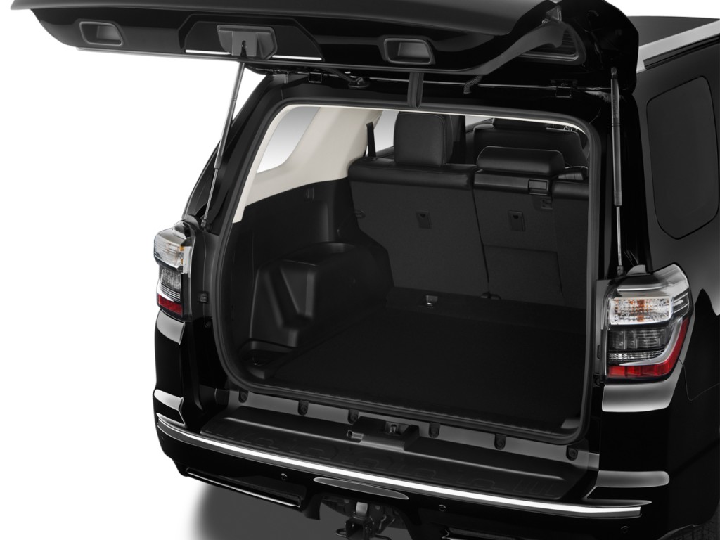 Image 2017 Toyota 4runner Limited 2wd Natl Trunk Size