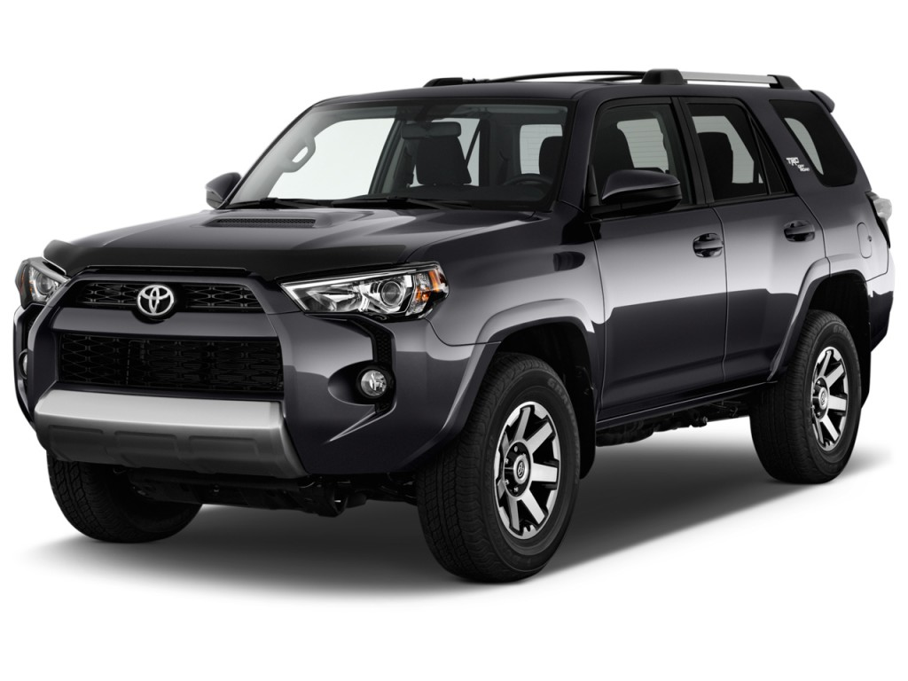 2017 Toyota 4Runner Review, Ratings, Specs, Prices, And Photos   The Car  Connection