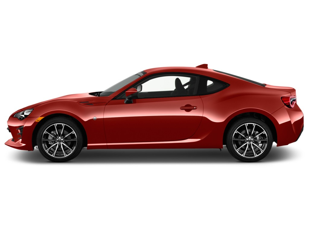Image 2017 Toyota 86 Automatic Natl Side Exterior View