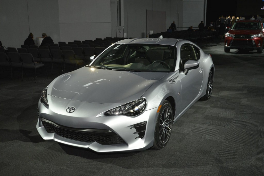 Image: 2017 Toyota 86, 2016 New York Auto Show, size: 1024 ...