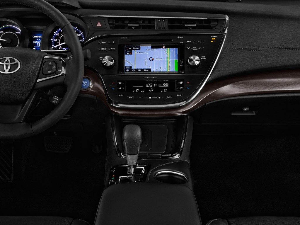 image 2017 toyota avalon hybrid xle premium natl instrument panel size 1024 x 768 type. Black Bedroom Furniture Sets. Home Design Ideas
