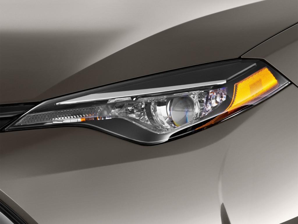 Image 2017 Toyota Corolla Le Eco Cvt Automatic Natl Headlight