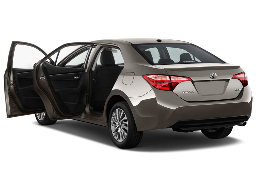 Used Nissan Altima For Sale >> Image: 2017 Toyota Corolla LE Eco CVT Automatic (Natl) Open Doors, size: 1024 x 768, type: gif ...