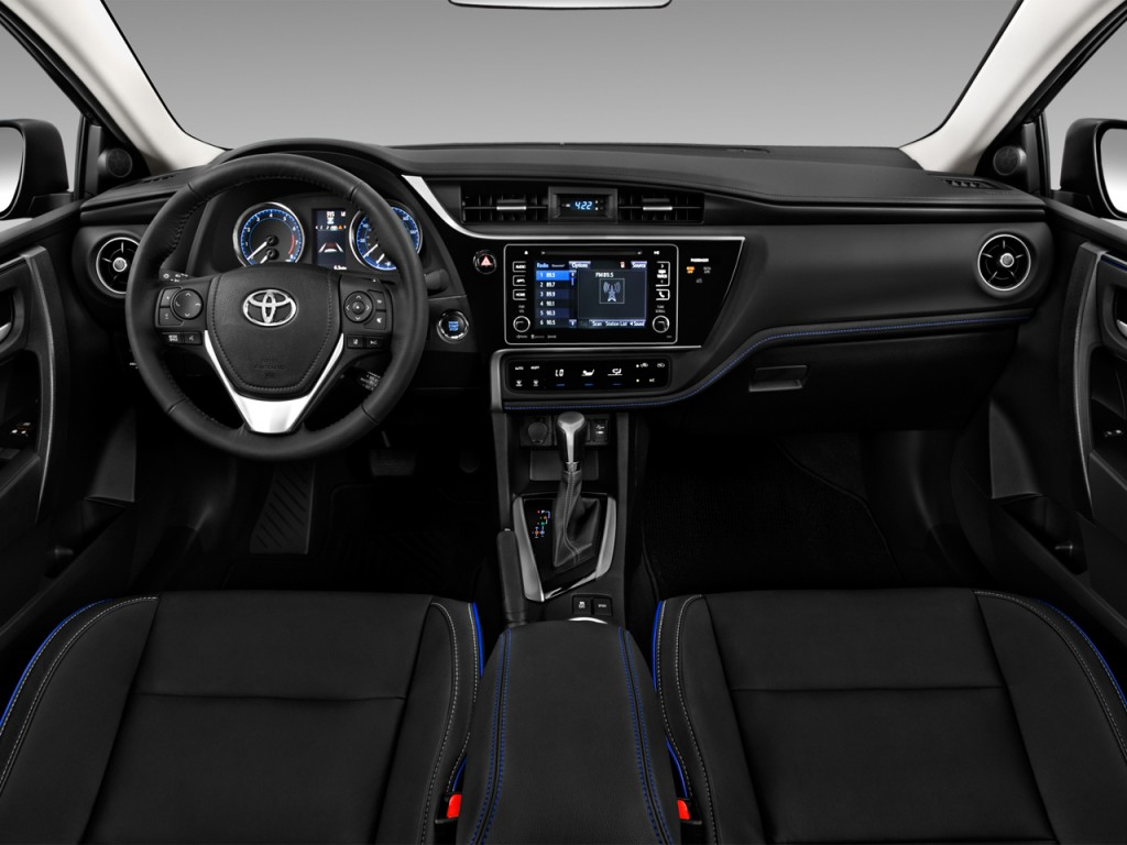 image 2017 toyota corolla xse cvt automatic natl. Black Bedroom Furniture Sets. Home Design Ideas