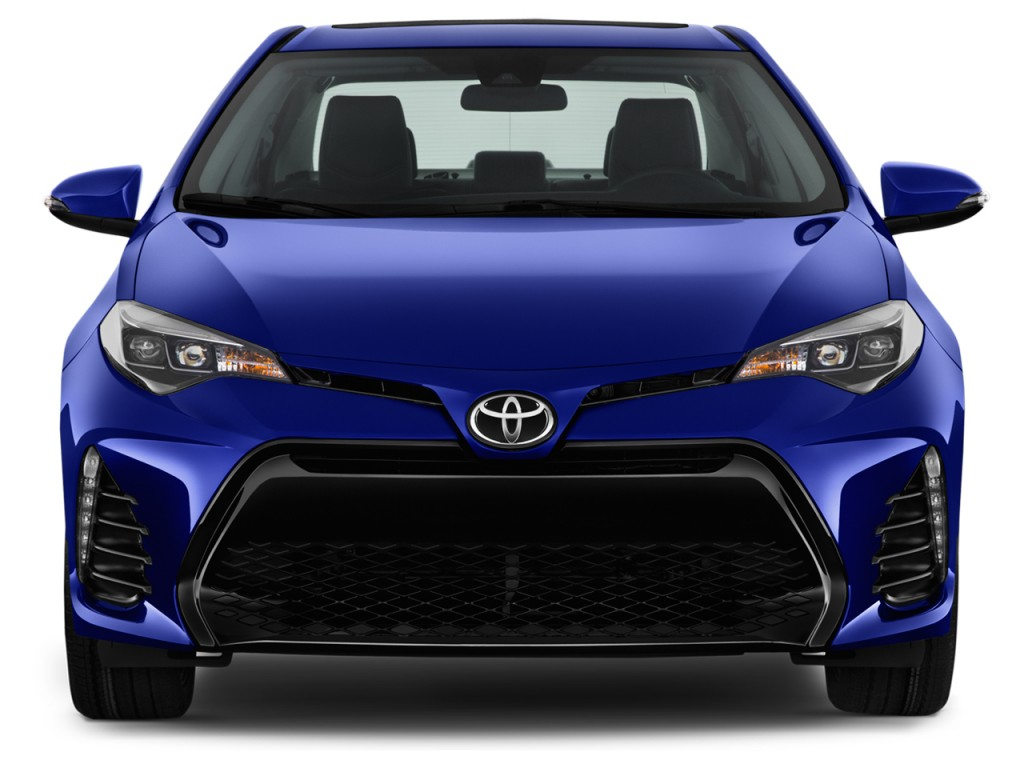 image 2017 toyota corolla xse cvt automatic natl front. Black Bedroom Furniture Sets. Home Design Ideas
