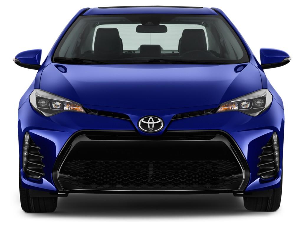 Image 2017 Toyota Corolla Xse Cvt Automatic Natl Front