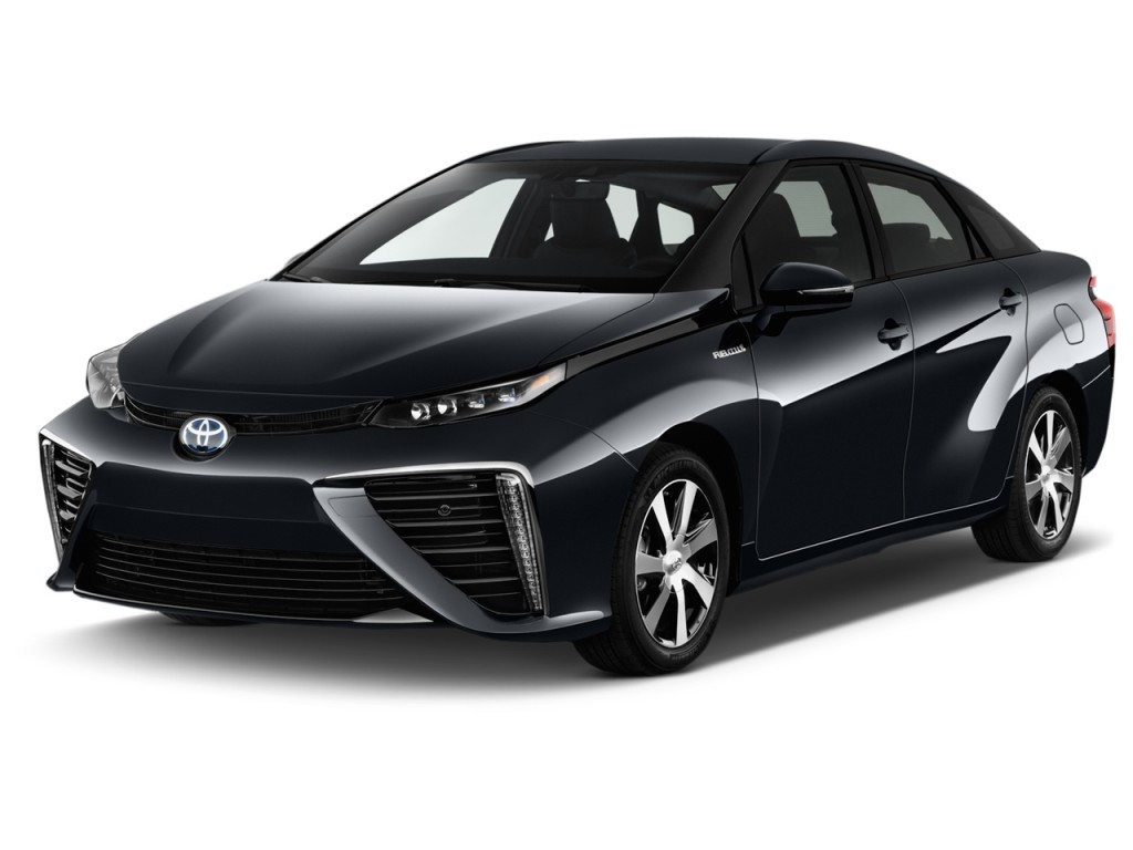 2017 Toyota Mirai Review Ratings Specs Prices And Photos The Car Connection