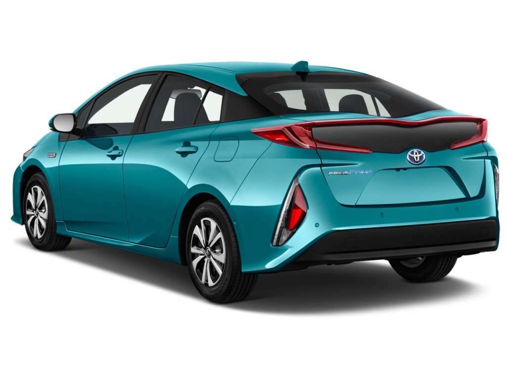 Image 2017 Toyota Prius Prime Natl Angular Rear