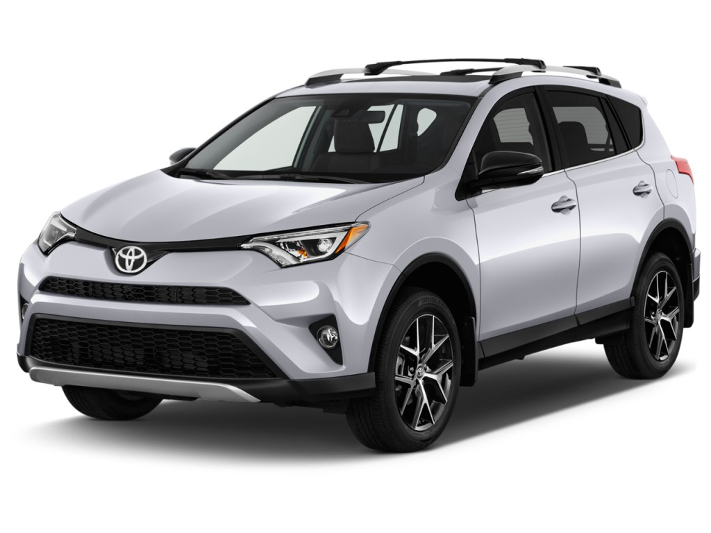 2017 Toyota Rav4 Review Ratings Specs Prices And Photos The Car Connection