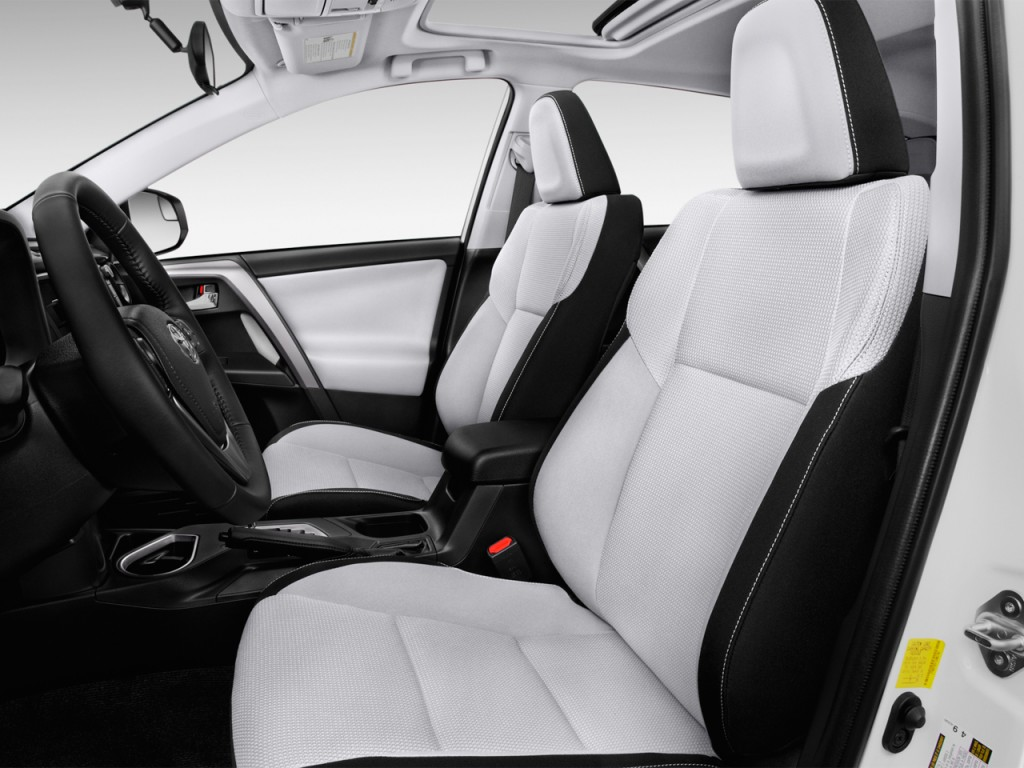 Image 2017 Toyota Rav4 Xle Fwd Natl Front Seats Size