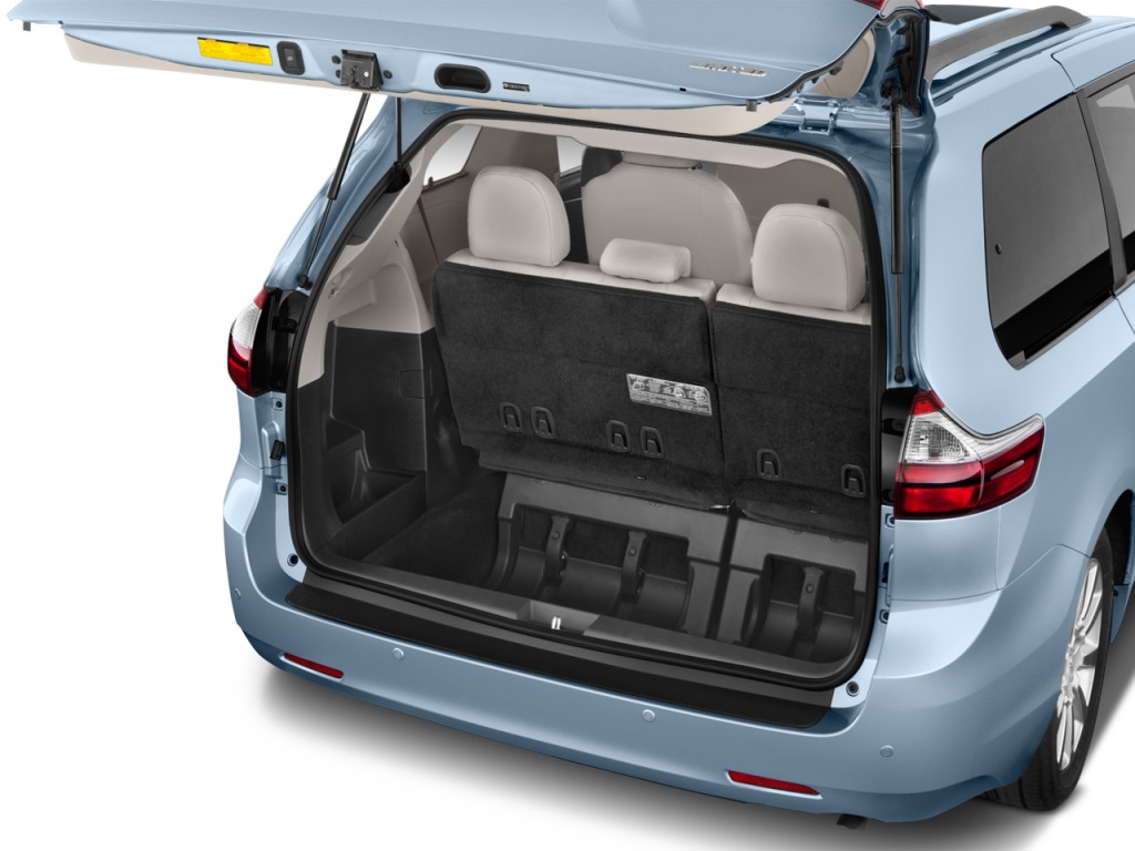 image 2017 toyota sienna limited fwd 7 passenger natl trunk size 1024 x 768 type gif. Black Bedroom Furniture Sets. Home Design Ideas