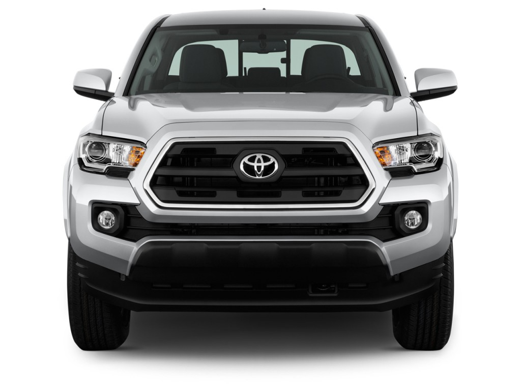 Image 2017 Toyota Tacoma Sr5 Double Cab 5 Bed V6 4x4 At